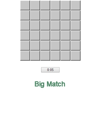 big match kids game