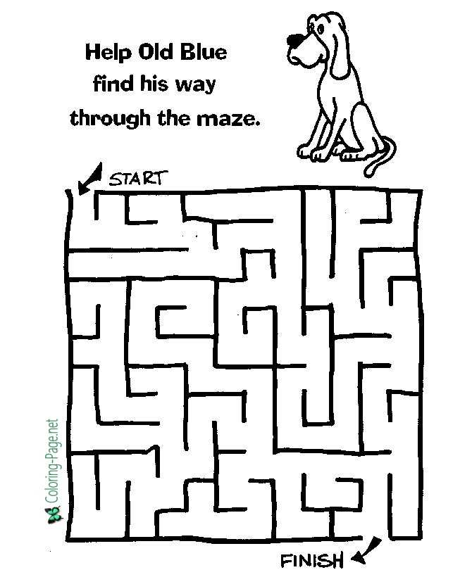 maze 50