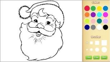 color christmas pictures online