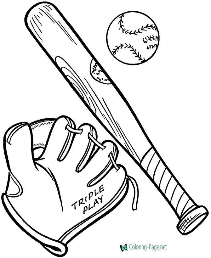 Grand Baseball Coloring Pictures  MLB Baseball NL  Free