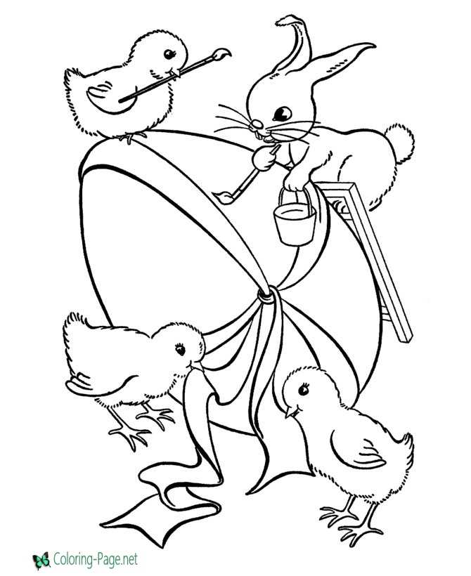 photo relating to Easter Eggs Coloring Pages Printable referred to as Easter Egg Coloring Web pages