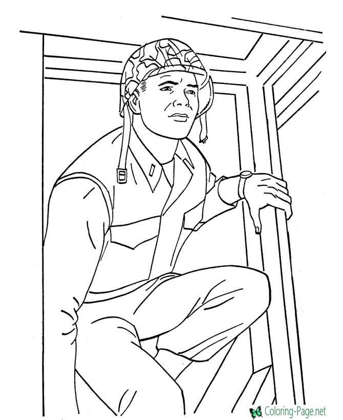 coloring pages navy - photo#19