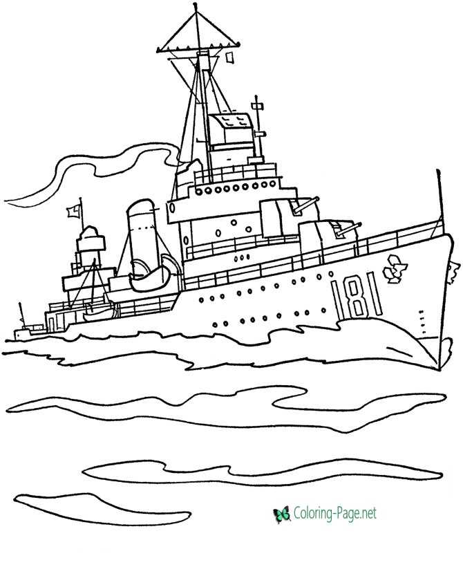 Armed Forces Day Coloring Pages | Commodore Perry and US Marines ... | 820x670