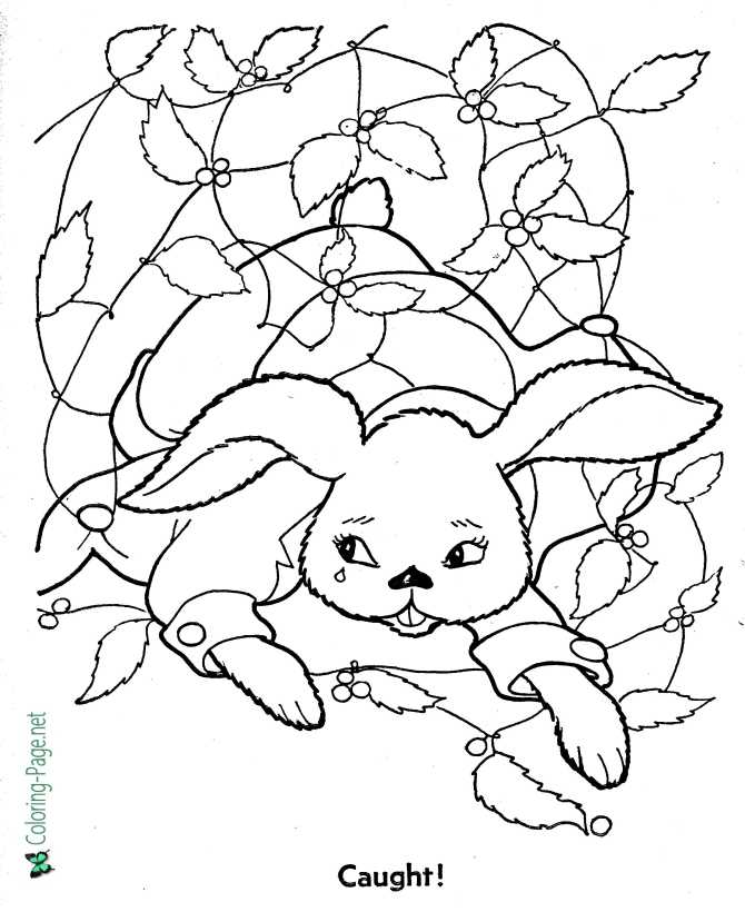 print peter rabbit coloring page
