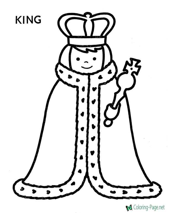 King Moonracer Pages Coloring Pages