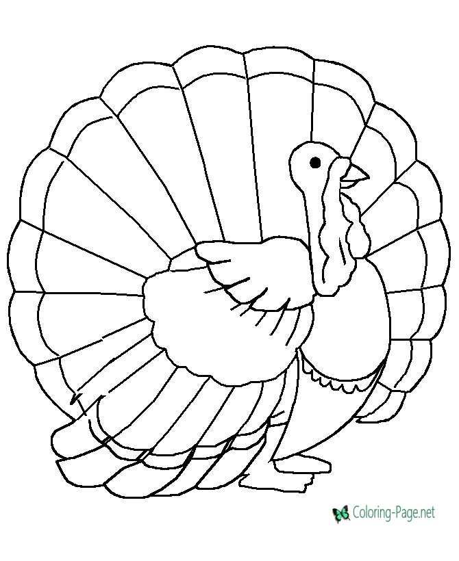 thanksgiving coloring pages and themes - photo#41