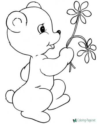 Free Coloring Pages Printable Kids Worksheets At Coloring Page Net