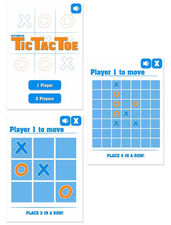 2 Player Tic Tac Toe Game