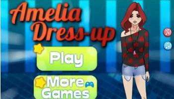 dress up game
