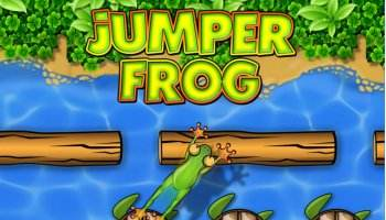 Frogger kid game
