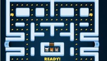 Pacman Pac Man kids game