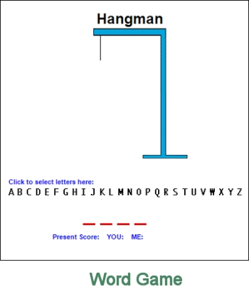 image about Printable Hangman named Phrase Recreation - Hangman